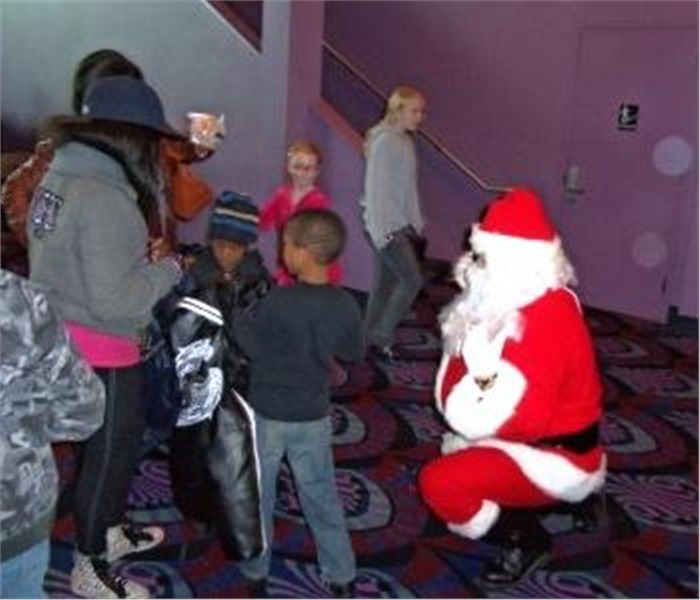 2011 SERVPRO of Weymouth 15th Annual Holiday at the Movies