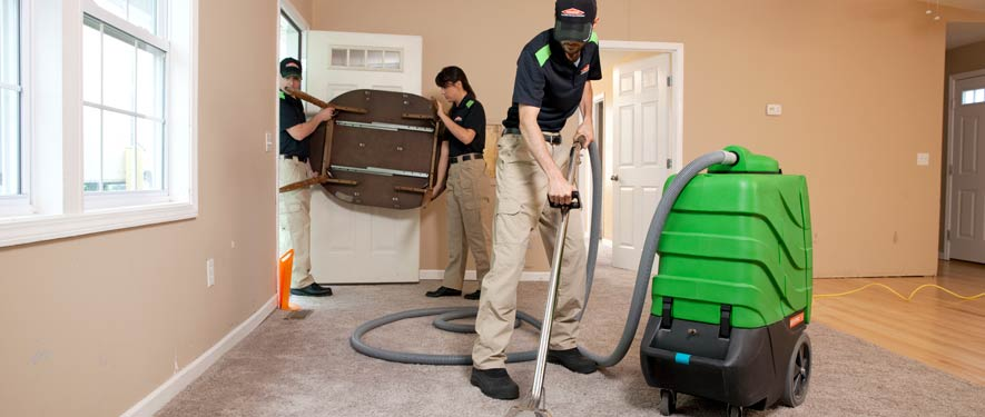 Quincy, MA residential restoration cleaning